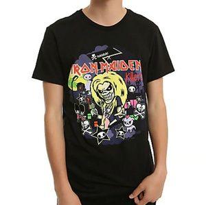 Tokidoki Iron Maiden Graphic T-shirt